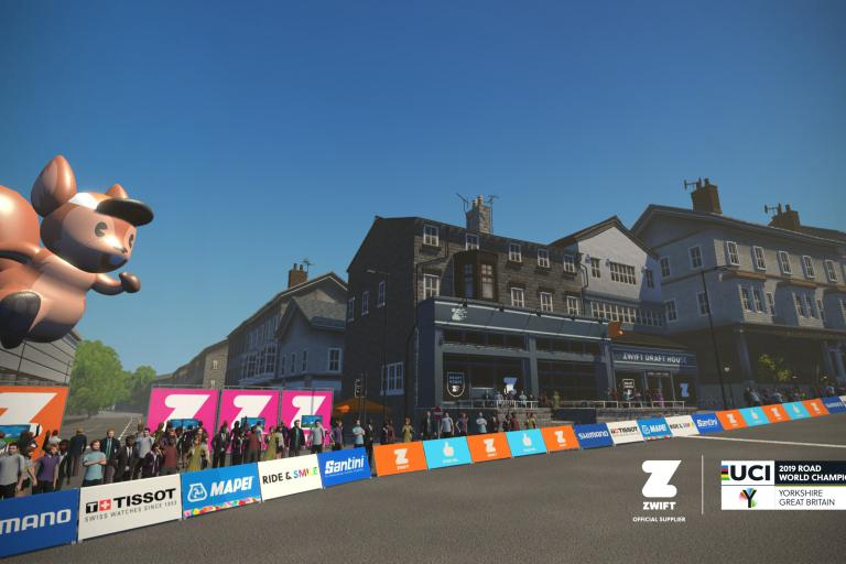 Zwift course Sneak Peek_Yorkshire_DraftHouse