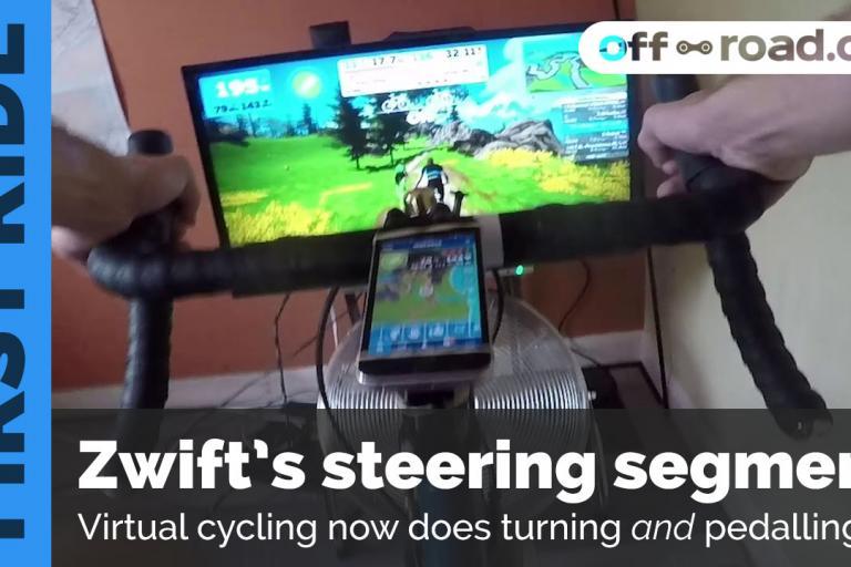 zwift first ride