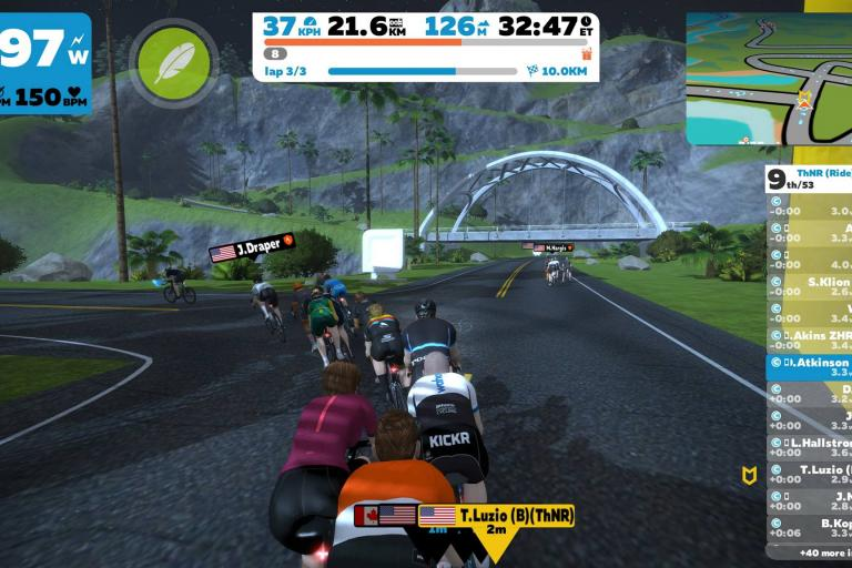 Zwift users unhappy over price increase from £7 99 to £12 99 a month