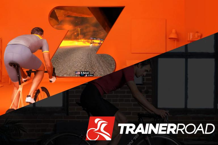Zwift vs Trainerroad