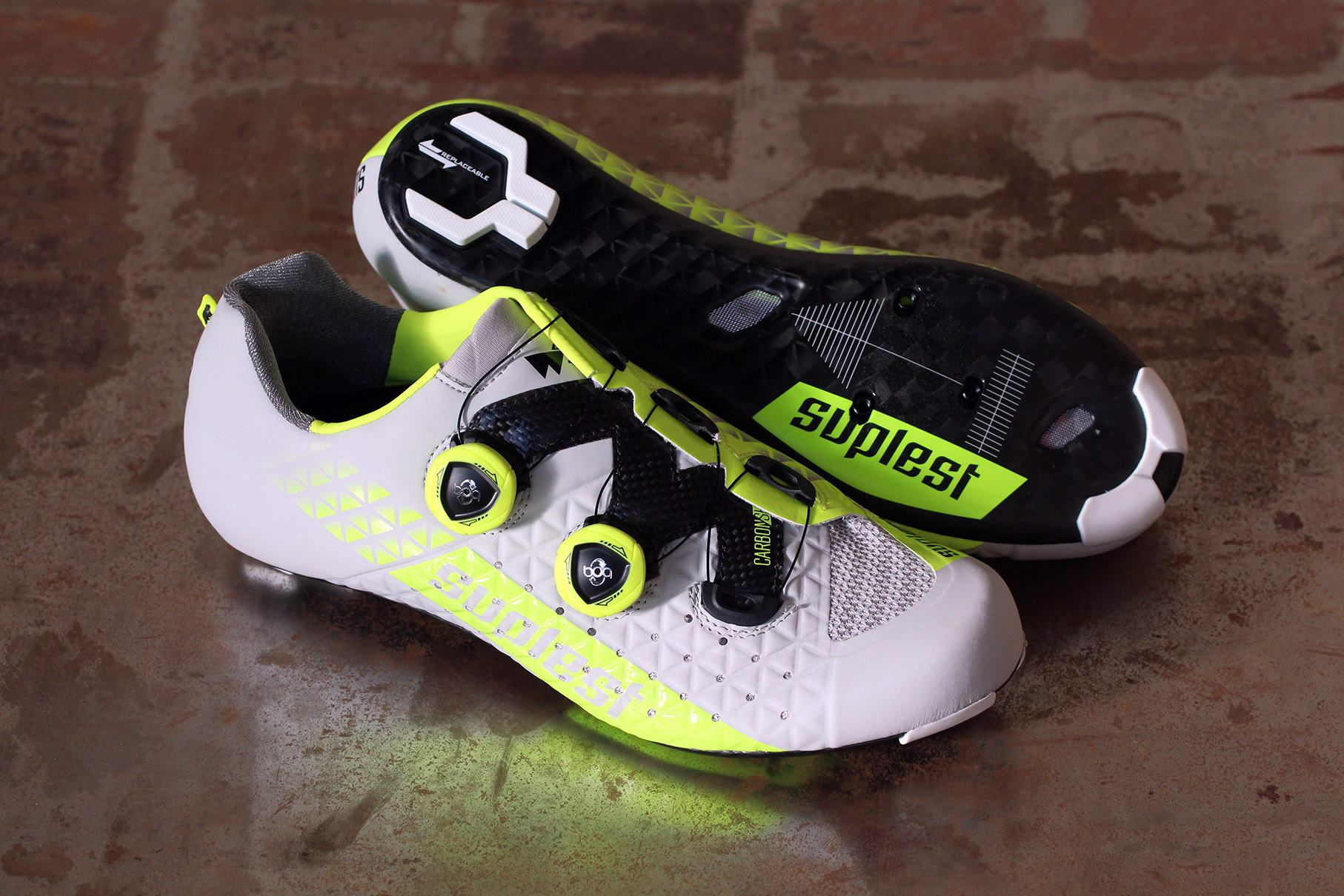 separation shoes stable quality many styles Review: Suplest Edge/3 Pro Road cycling shoe | road.cc