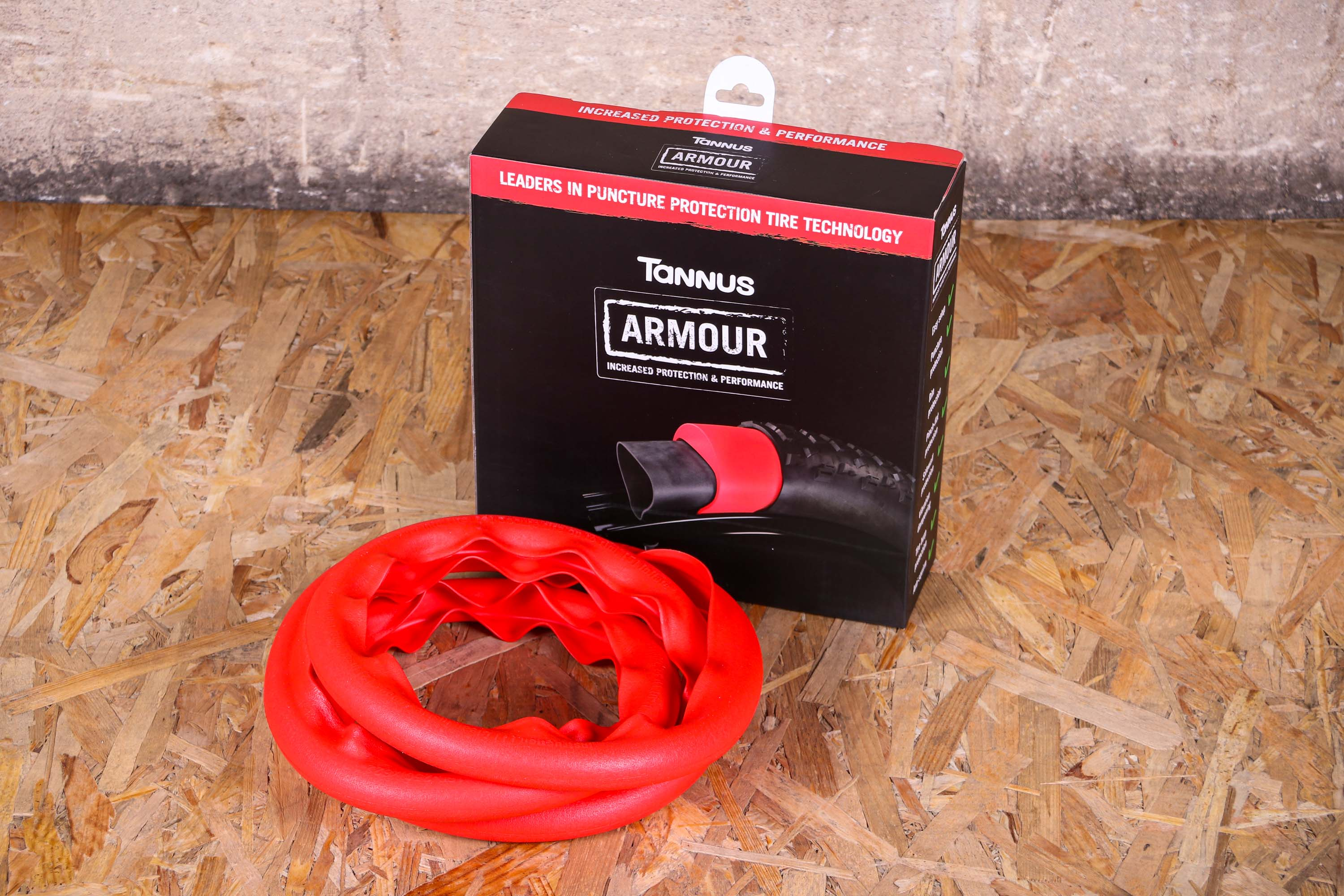 Review: Tannus Tyre Insert Armour | road.cc