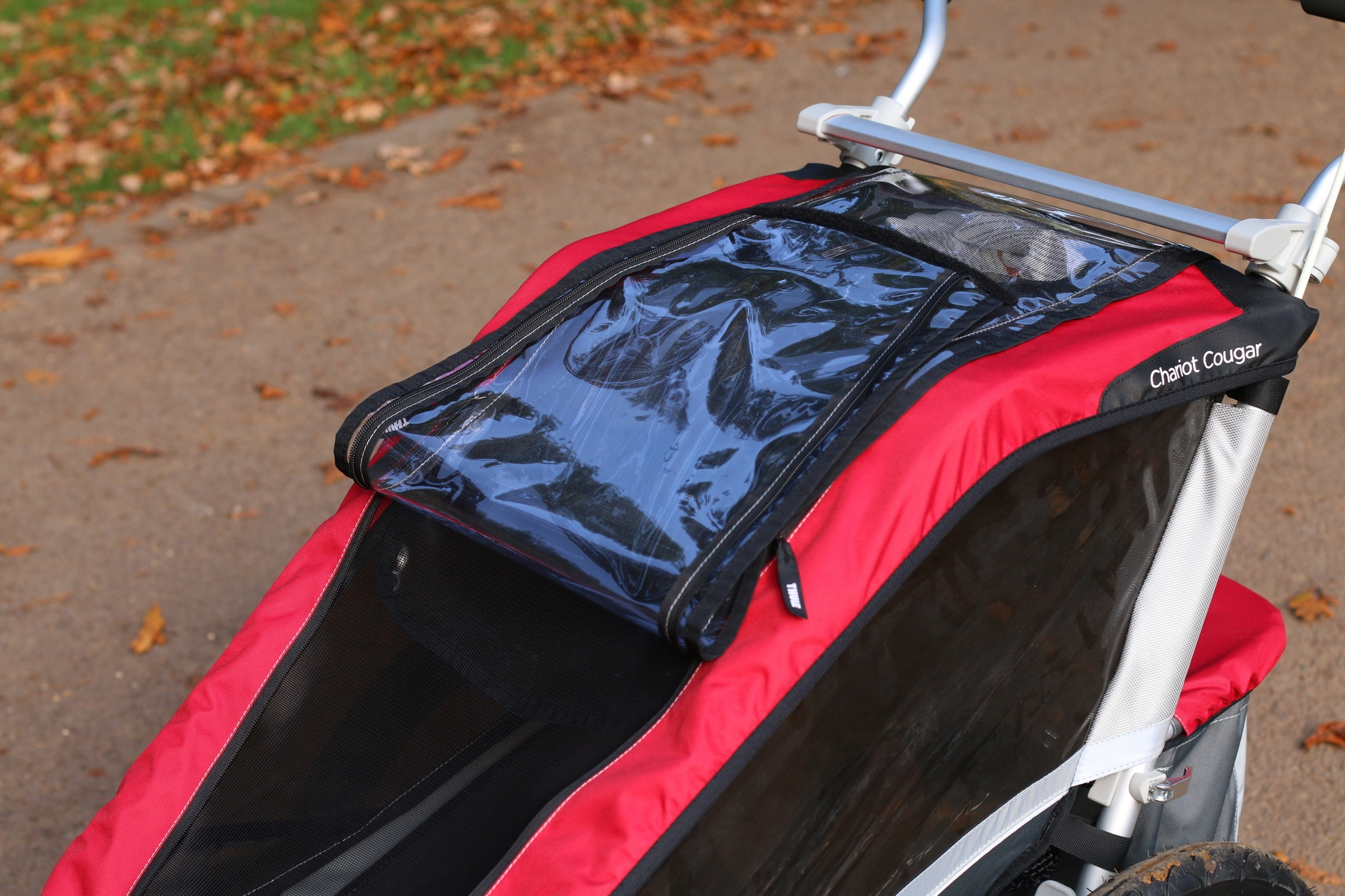 Review: Thule Chariot Cougar 1   road cc