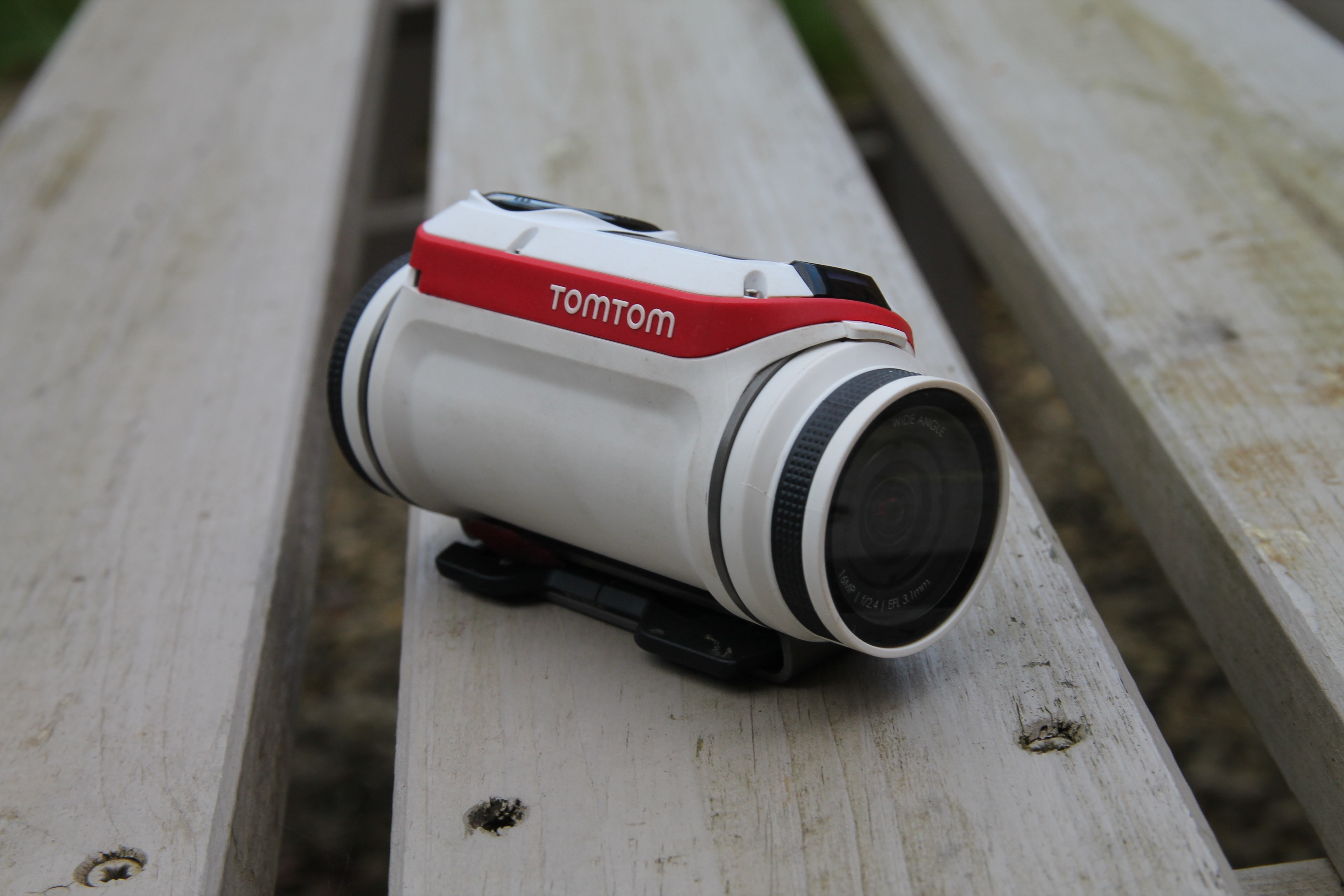 Review: TomTom Bandit action camera | road cc