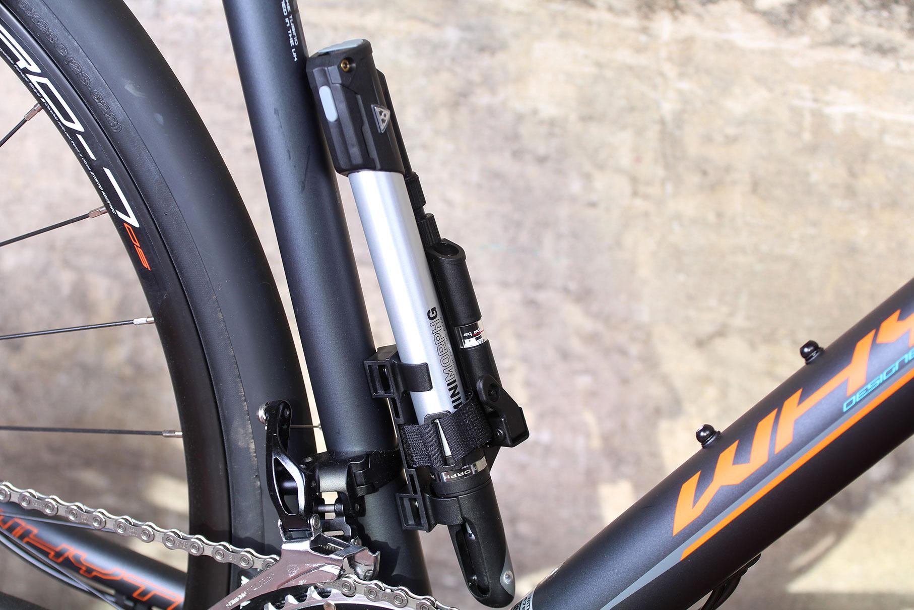 Topeak Mountain Morph Compact Bike Pump