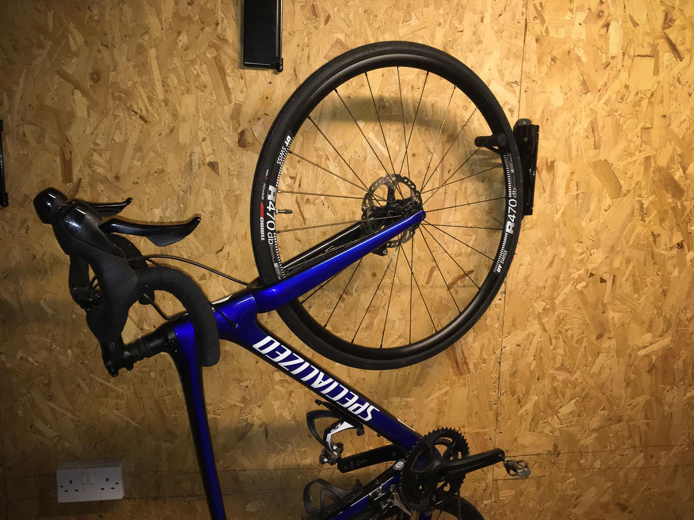 Topeak Swing-Up Bike Fixed Bike Holder Black