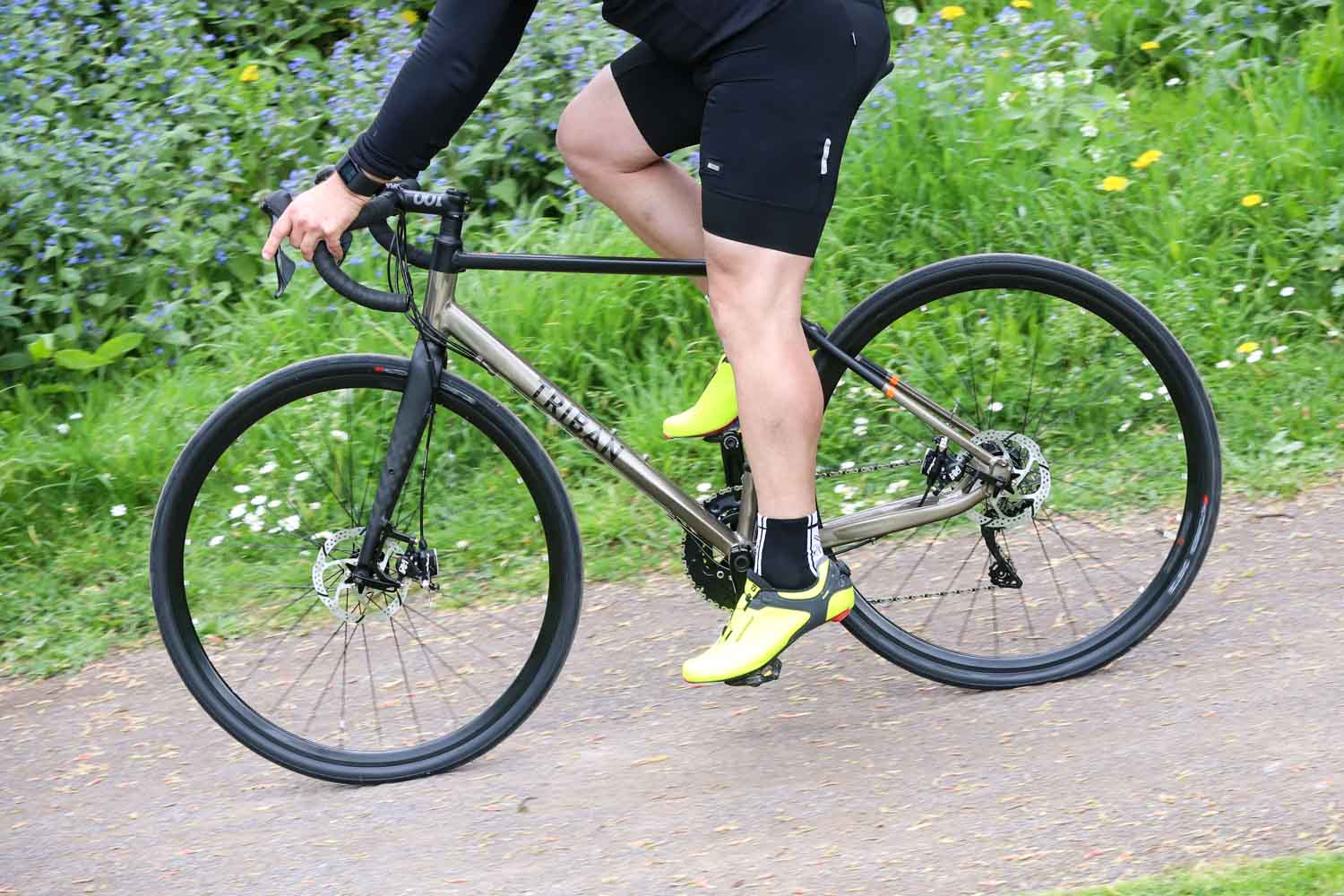 Review: Triban RC 520 Gravel | road cc