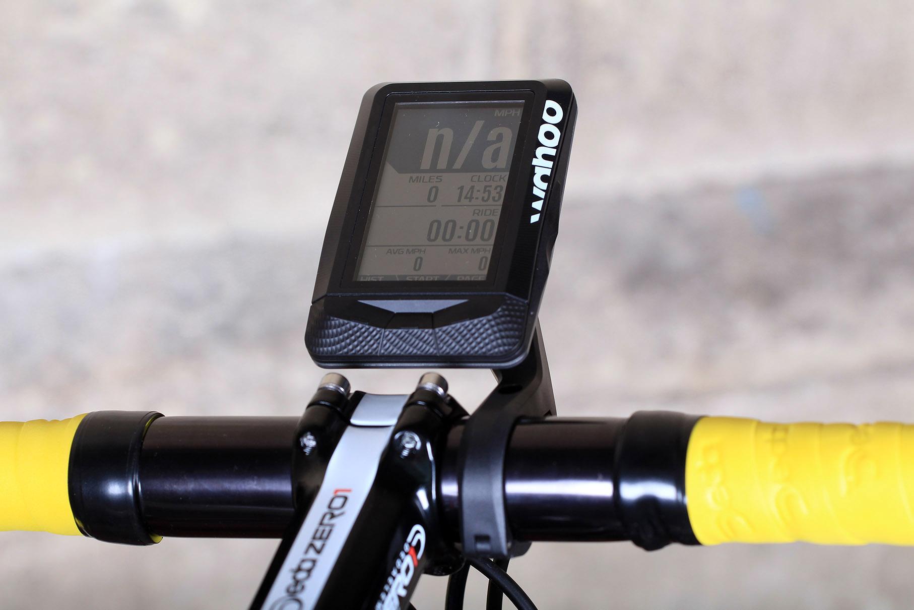 Review: Wahoo ELEMNT GPS Bike Computer | road cc