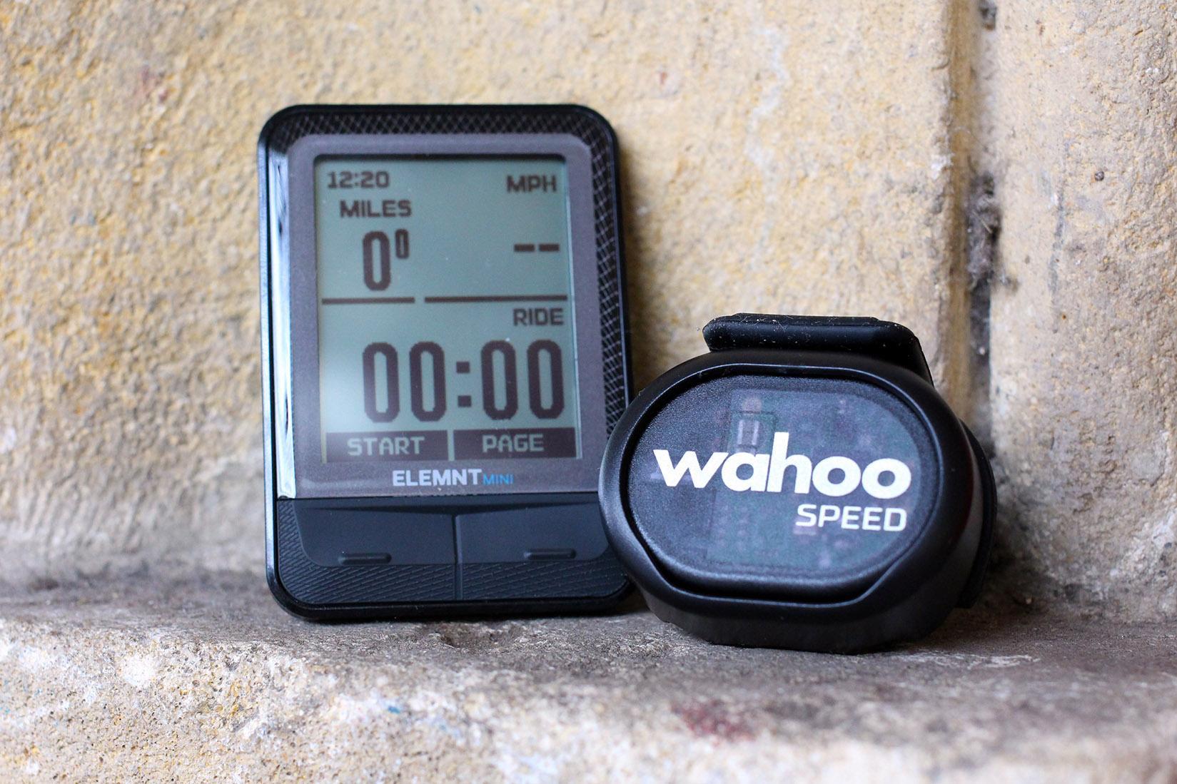 Review: Wahoo Elemnt Mini | road cc