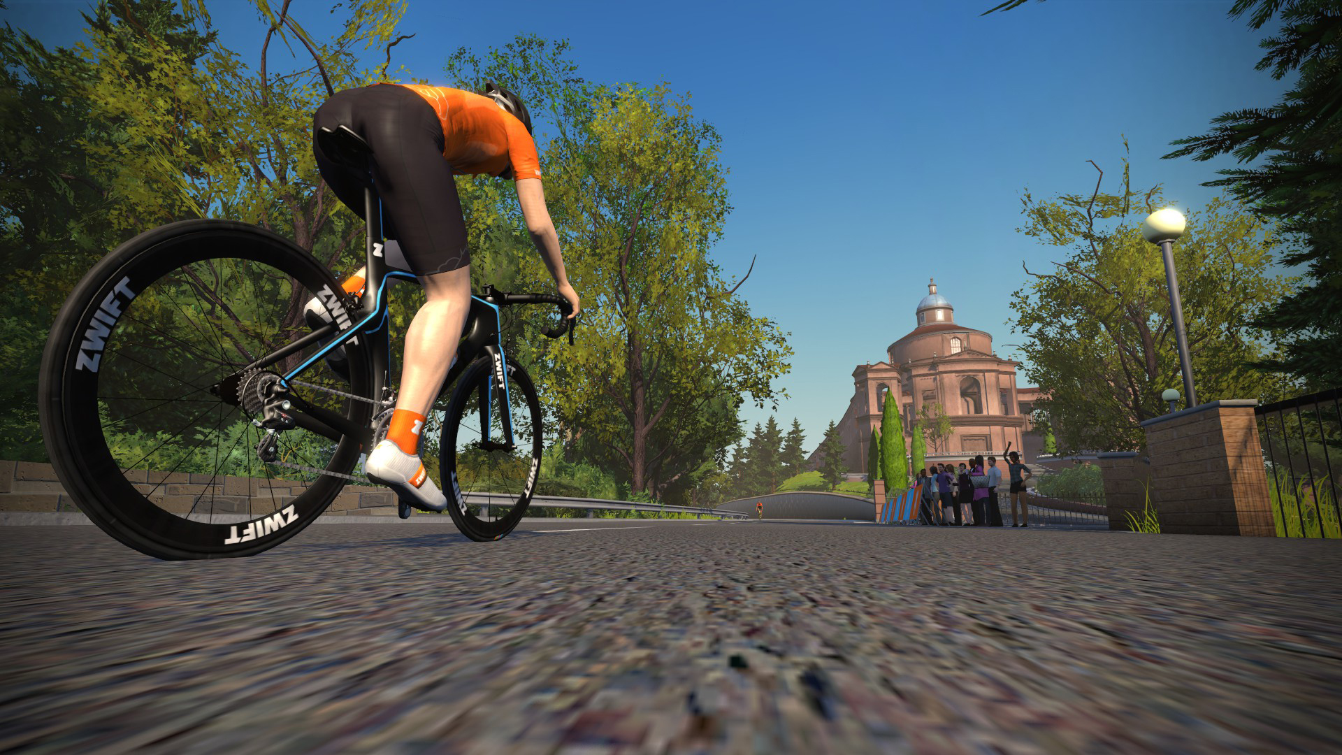 Zwift expands with Giro d'Italia 8 2km prologue course this weekend